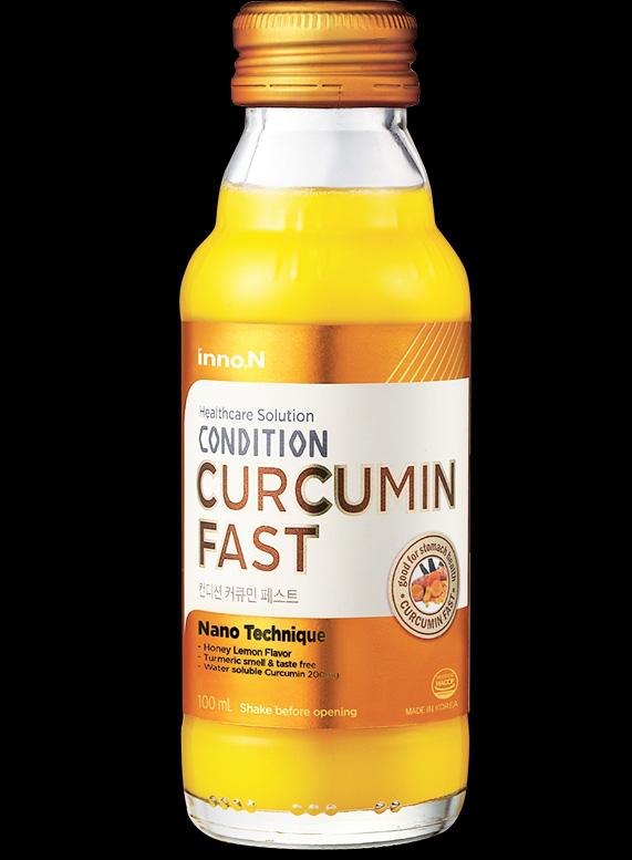 Hỗ trợ đẩy lùi bệnh dạ dày bằng curcumin - Ảnh 3.