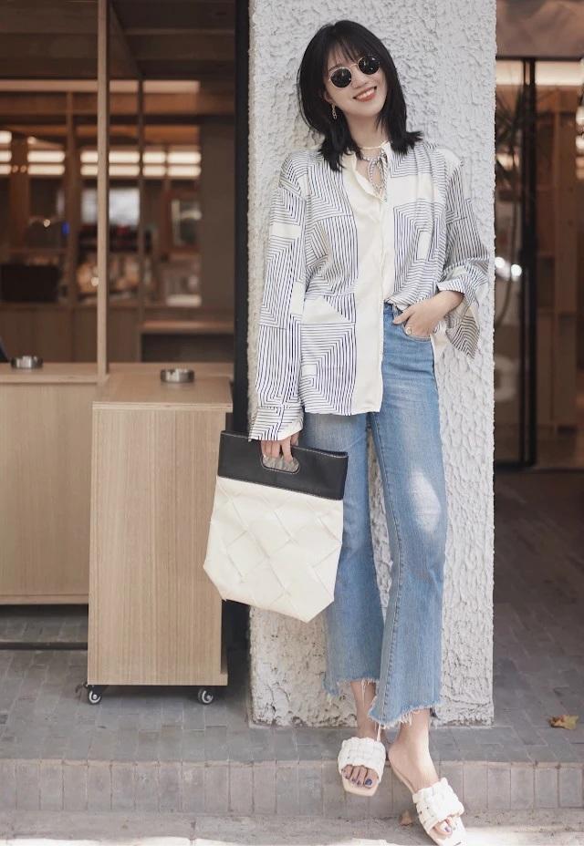 """Nàng blogger cuối cùng đã tìm ra bí kíp mặc đẹp mà không tốn kém, tất cả là nhờ việc """"ốp bài"""" ăn diện theo combo màu sắc này - Ảnh 8."""