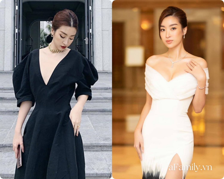 Vòng 1 sexy đến mấy khi mặc kiểu đầm này cũng thành lẹp kép, phẳng lỳ: Các người đẹp Vbiz cũng không tha - Ảnh 4.