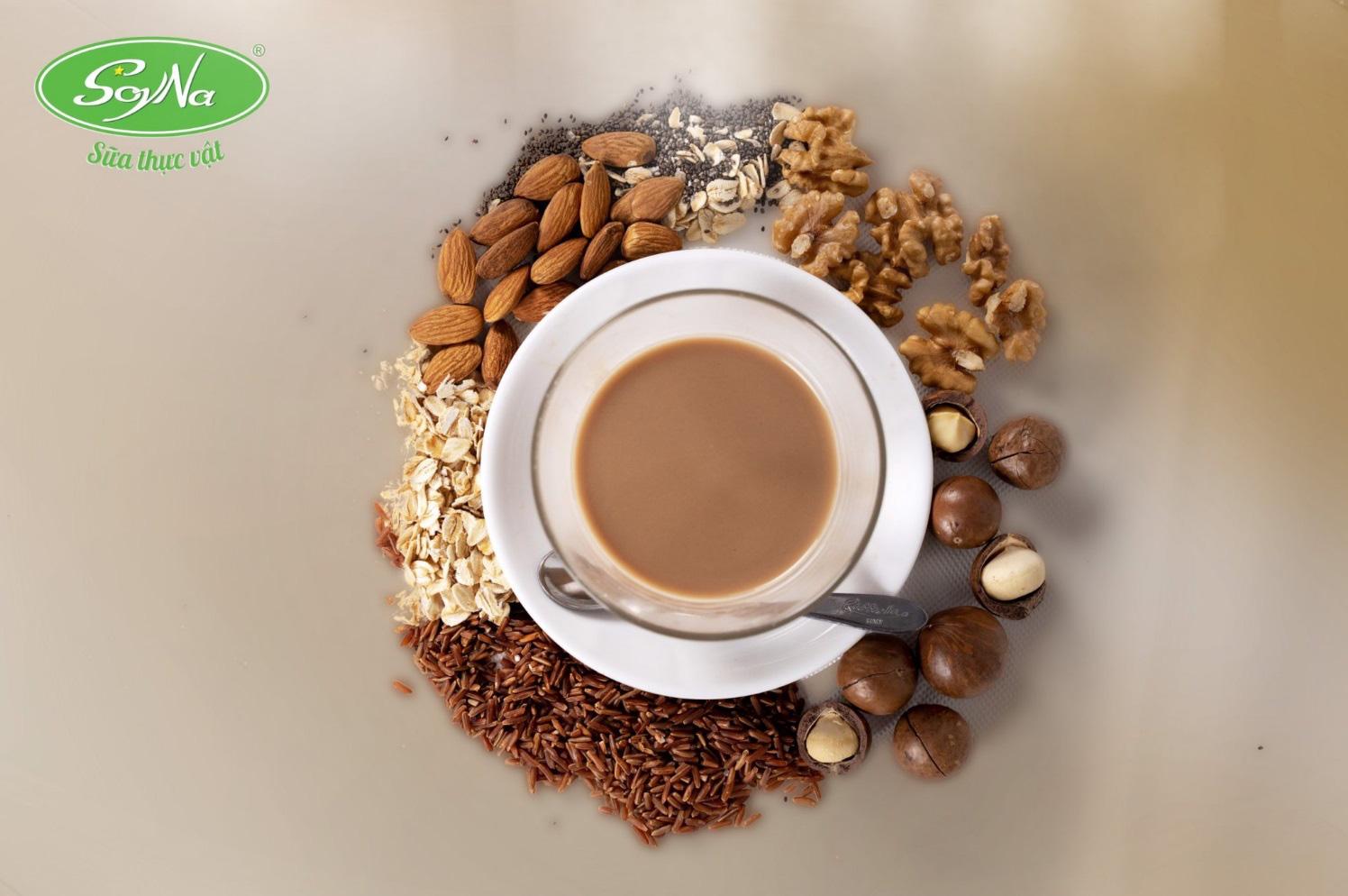 6 lợi ích tuyệt vời khi sử dụng sữa thực dưỡng chay - Ảnh 2.