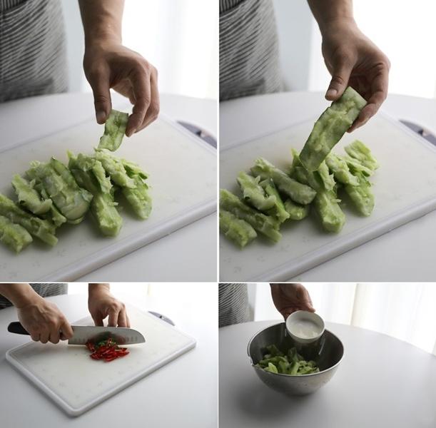 Bữa tối 3 món thanh nhẹ dễ ăn dễ nấu, vụng mấy cũng làm được - Ảnh 10.