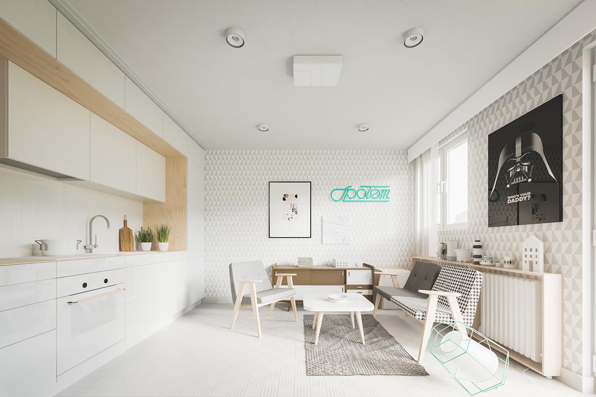 Ấn tượng những ngôi nhà với diện tích khiêm tốn dưới 50m2 nhưng thiết kế lại vô cùng cuốn hút - Ảnh 1.