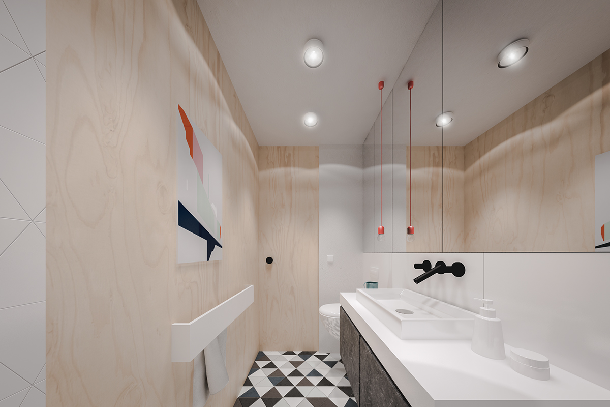 Ấn tượng những ngôi nhà với diện tích khiêm tốn dưới 50m2 nhưng thiết kế lại vô cùng cuốn hút - Ảnh 9.