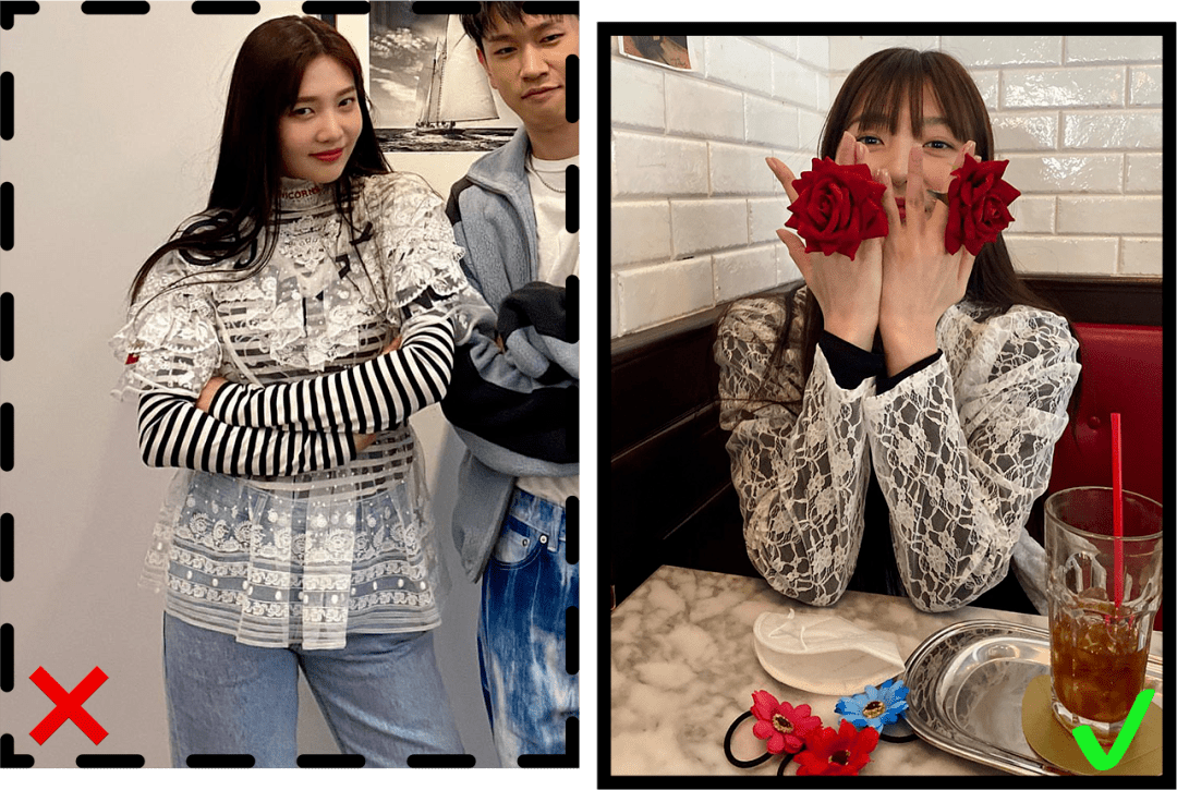 Từ mỹ nhân eo bánh mỳ của Red Velvet, thấy ngay loạt trang phục chị em cần tránh để không lộ eo đẫy đà - Ảnh 4.