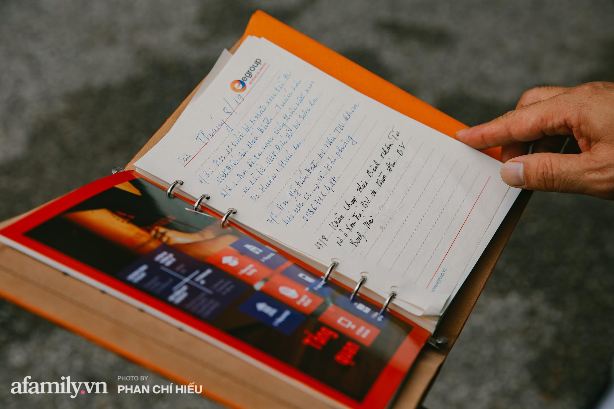 """Lạ! Trên đời có người phụ nữ bán đất mua xe cứu thương giúp người nghèo vượt qua """"bậc thềm"""" sinh tử, cùng chuyến đi định mệnh đưa xác bệnh nhi vượt 300km trở về với gia đình gần biên giới Việt - Lào - Ảnh 3."""