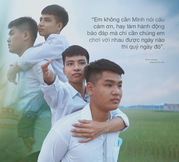 ĐH Y Thái Bình hỗ trợ học phí cho nam sinh 10 năm cõng bạn đến trường, BV Bạch Mai sẵn sàng thăm khám cho Tất Minh suốt năm tháng đại học - Ảnh 2.