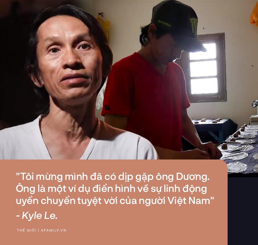Chuyện miếng chả giò cứu rỗi cuộc đời người đàn ông Việt bị lừa sang châu Phi: Từ tay trắng mang ẩm thực quê nhà chiếm trọn trái tim dân xứ lạ - Ảnh 8.