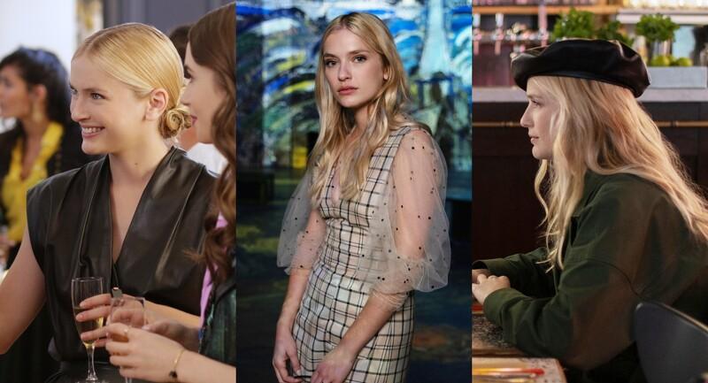 """Đừng chỉ khen nữ chính, nàng nữ phụ của """"Emily in Paris"""" mới là quý cô chuẩn phong cách Pháp thanh lịch từ trong phim lẫn ngoài đời - Ảnh 3."""