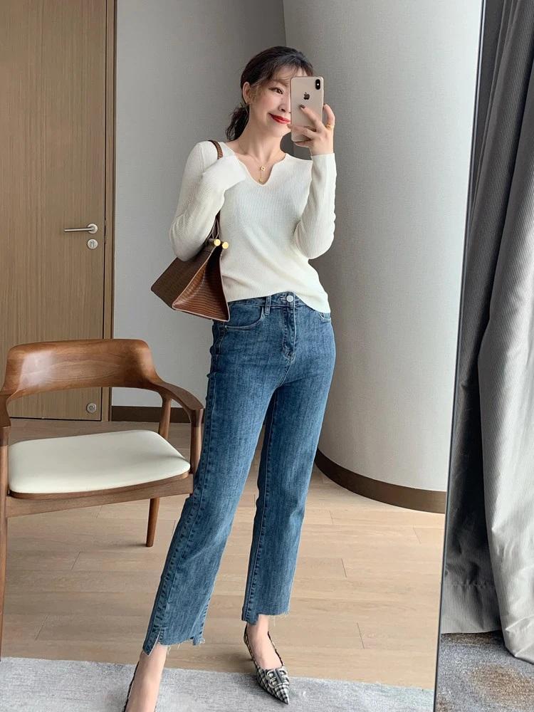 Nàng blogger lên đồ mặc đẹp cả tuần tới công sở mà không cần suy nghĩ nhờ cách mix với toàn item cơ bản - Ảnh 3.