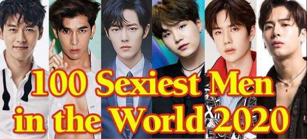 """BXH """"Người đàn ông quyến rũ nhất thế giới 2020"""" gây tranh cãi: Tiêu Chiến, Vương Nhất Bác vượt mặt Hyun Bin, Sơn Tùng MTP là đại diện duy nhất của Việt Nam góp mặt - Ảnh 1."""
