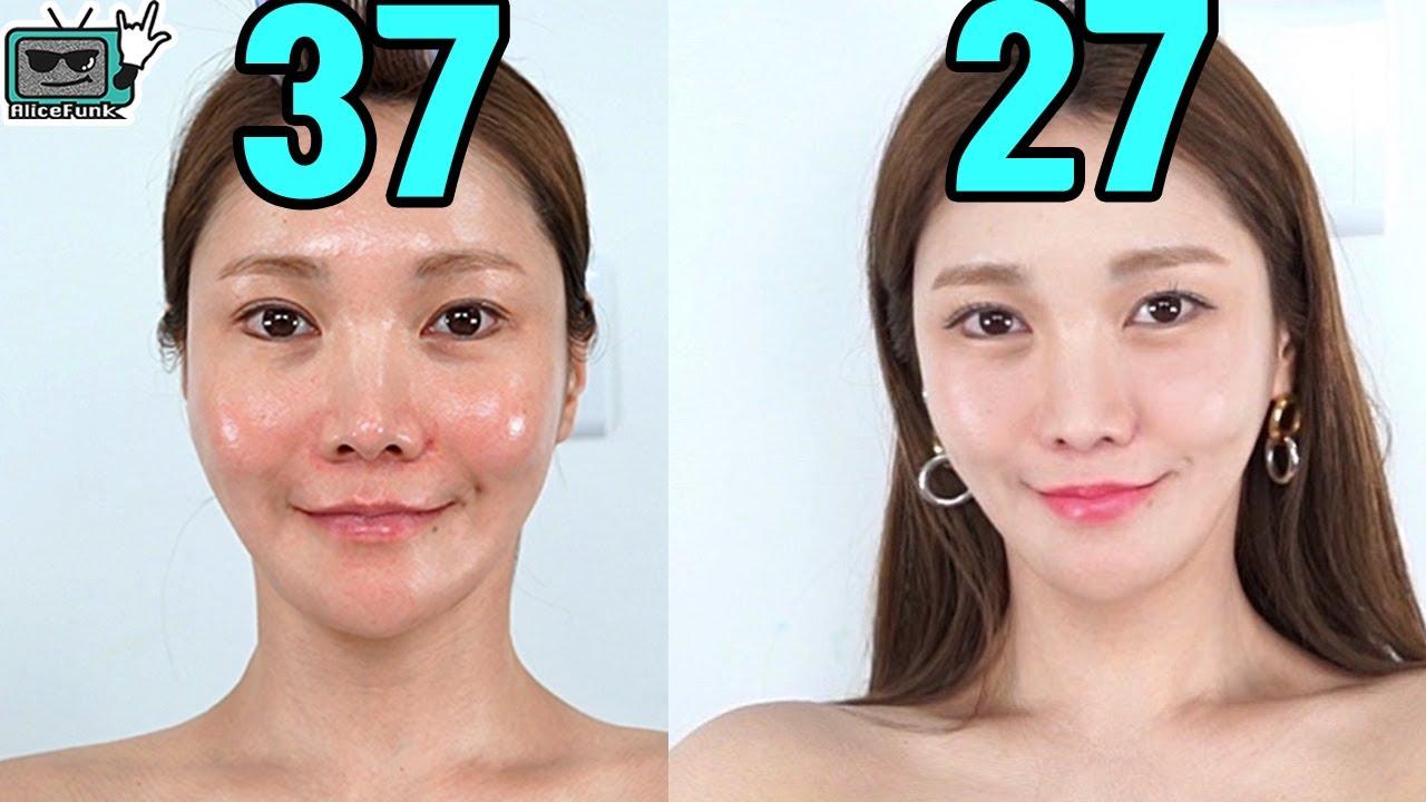 Trang điểm cho tuổi 37 nhìn trẻ như 27: Lỗ chân lông to, da không đều màu vẫn láng mịn, hồng hào  - Ảnh 4.