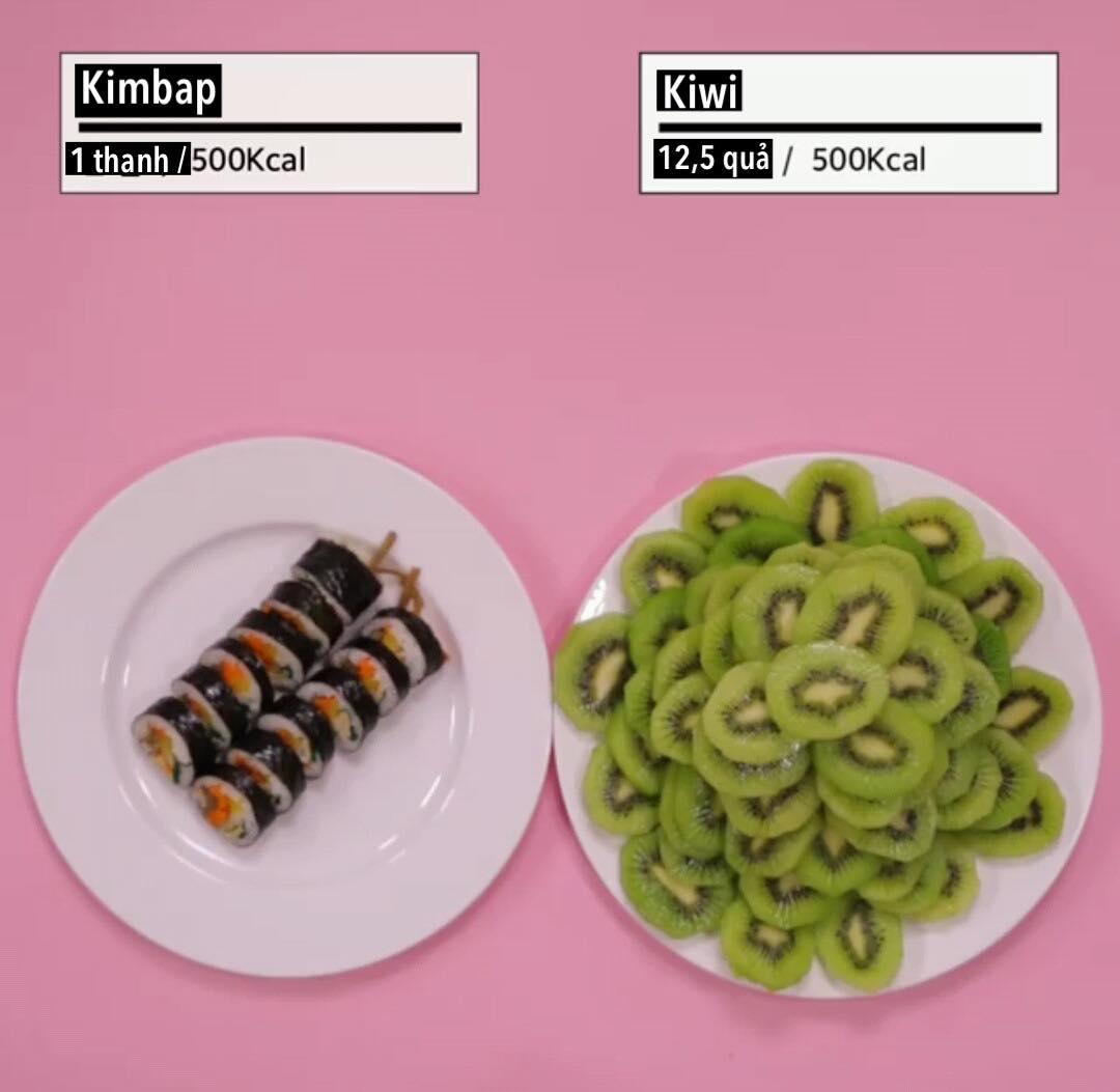 """Loạt ảnh quy đổi khiến bạn """"vỡ lẽ"""" vì sao giảm cân hoài vẫn béo, ăn ít mà vẫn không giảm được cân nào - Ảnh 8."""