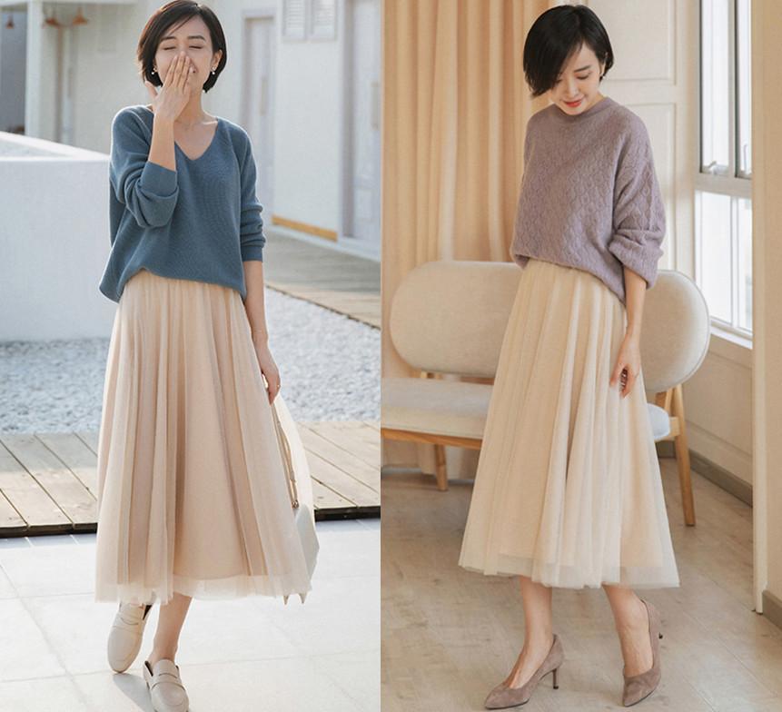 Chân váy xếp ly chính là bảo bối mặc đẹp cho nàng công sở, đã dễ diện còn không bao giờ lỗi mốt - Ảnh 11.