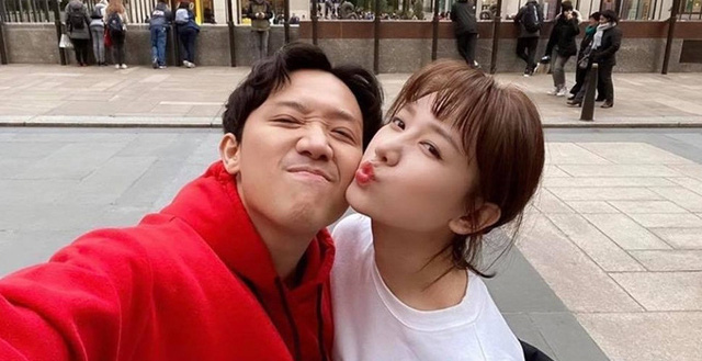 """Hari Won """"phàn nàn"""" vì Trấn Thành thường xuyên rủ hội bạn thân đi du lịch chung, ít khi đi chơi riêng vợ chồng - Ảnh 2."""
