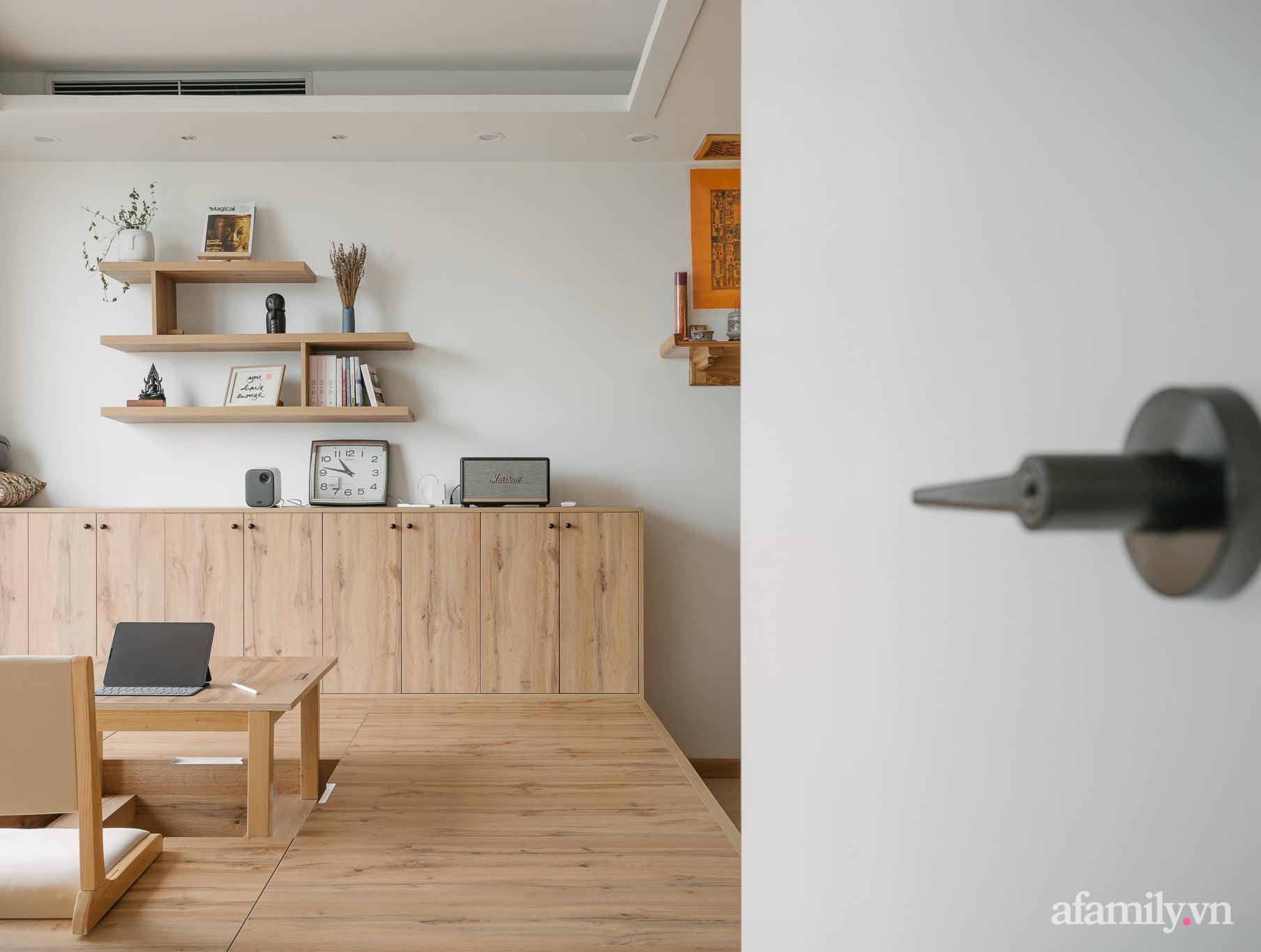 Sau 27 ngày cải tạo, chàng trai không nhận ra căn hộ 90m² của mình vì góc nào cũng xinh ở Giảng Võ, Hà Nội - Ảnh 6.