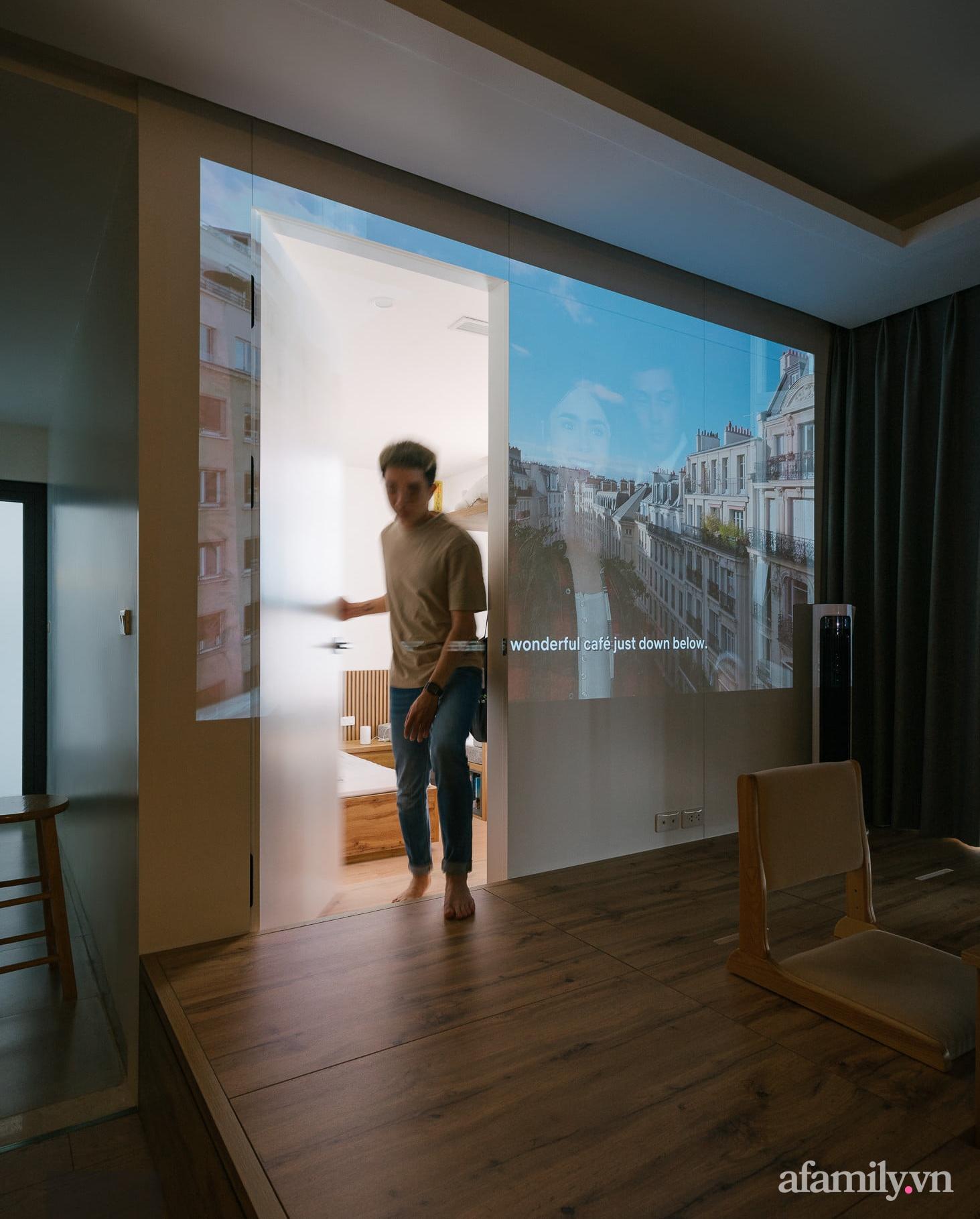 Sau 27 ngày cải tạo, chàng trai không nhận ra căn hộ 90m² của mình vì góc nào cũng xinh ở Giảng Võ, Hà Nội - Ảnh 7.