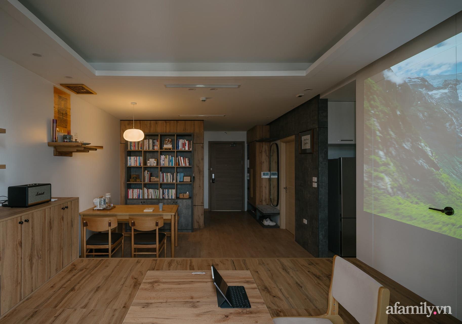 Sau 27 ngày cải tạo, chàng trai không nhận ra căn hộ 90m² của mình vì góc nào cũng xinh ở Giảng Võ, Hà Nội - Ảnh 3.