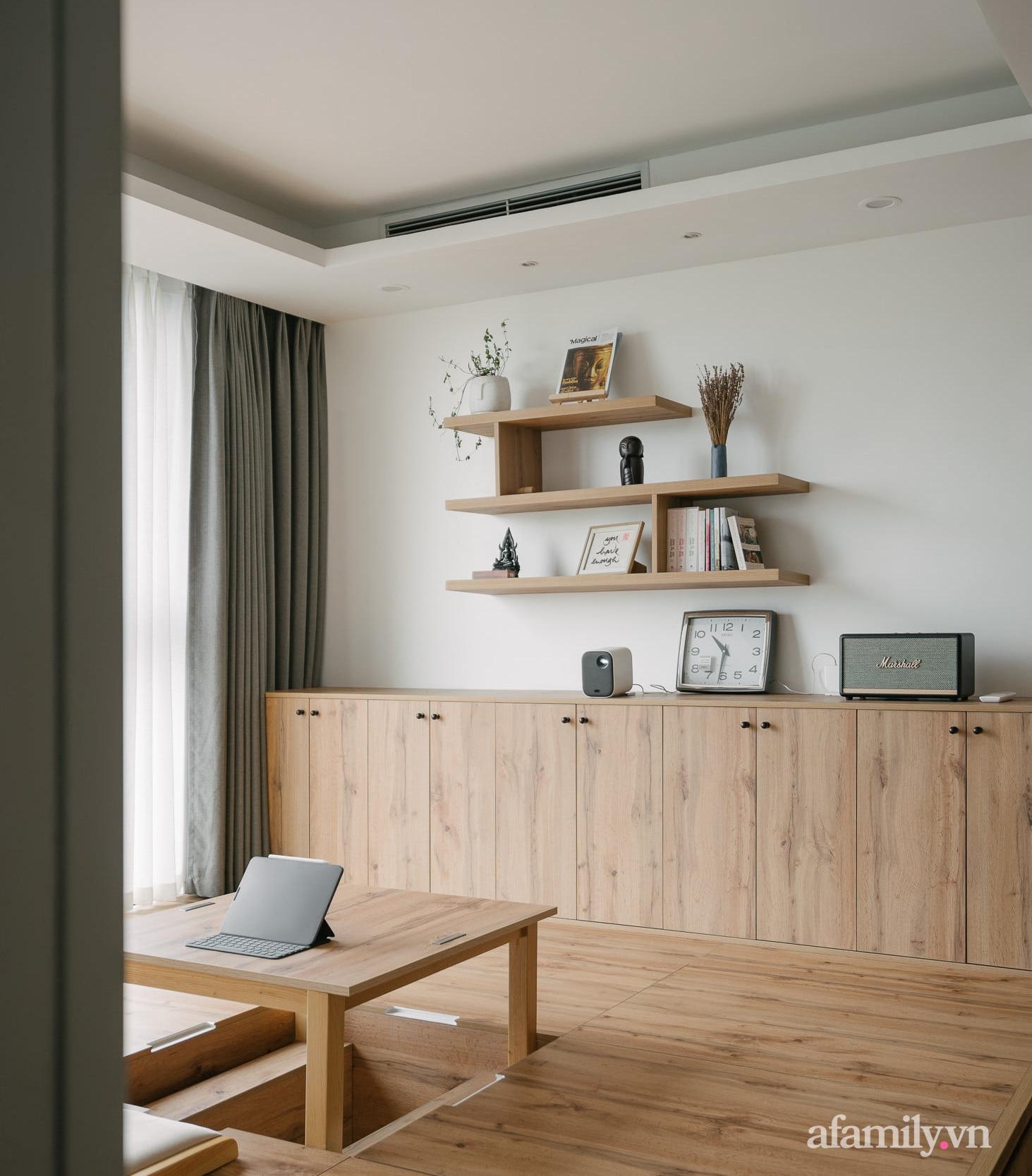 Sau 27 ngày cải tạo, chàng trai không nhận ra căn hộ 90m² của mình vì góc nào cũng xinh ở Giảng Võ, Hà Nội - Ảnh 8.