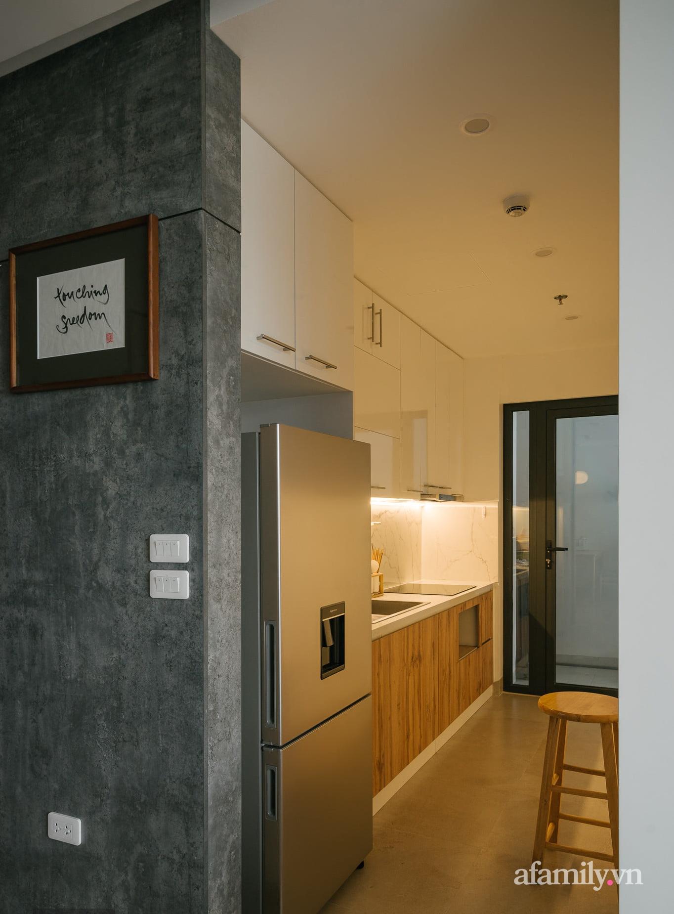 Sau 27 ngày cải tạo, chàng trai không nhận ra căn hộ 90m² của mình vì góc nào cũng xinh ở Giảng Võ, Hà Nội - Ảnh 11.