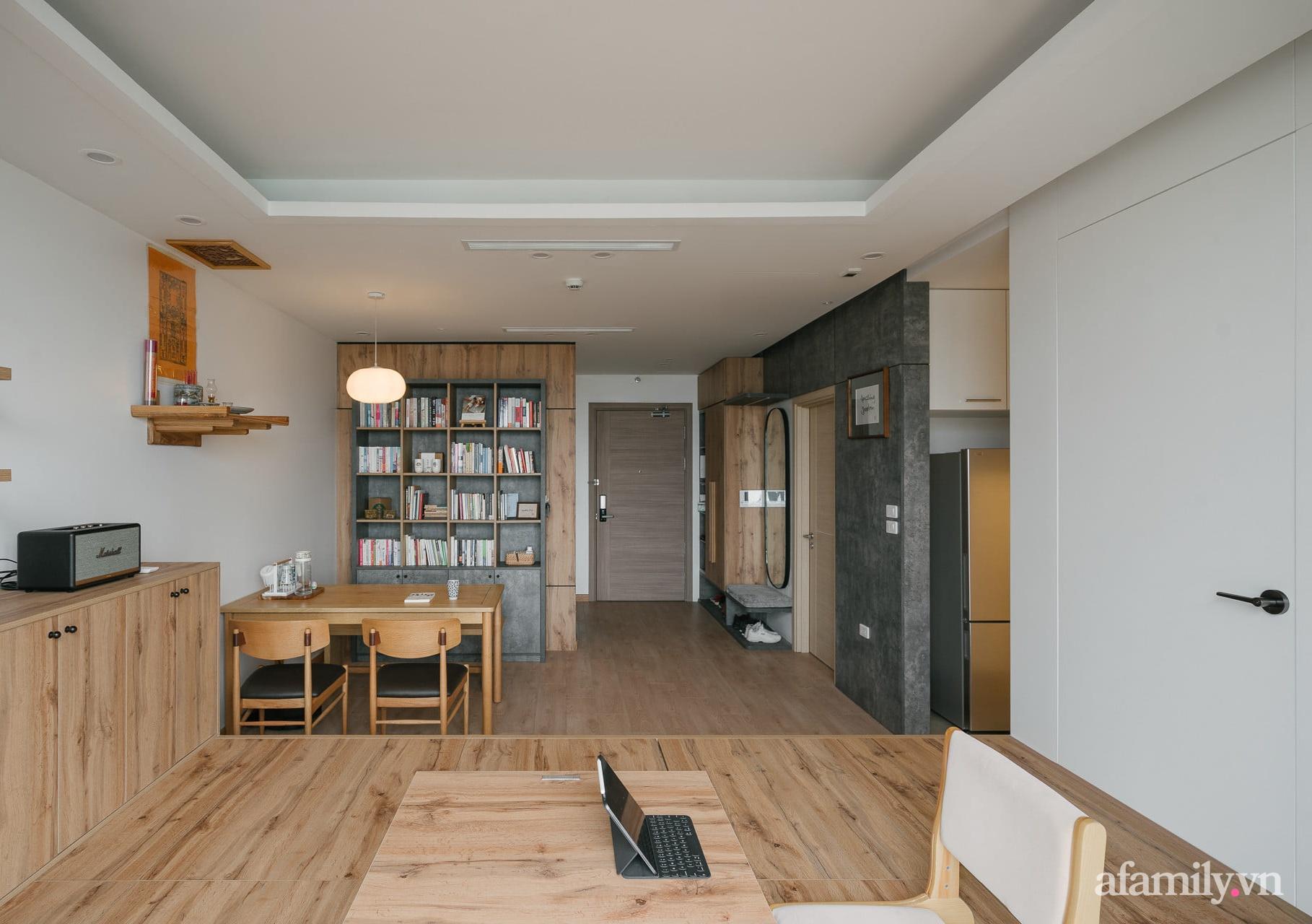 Sau 27 ngày cải tạo, chàng trai không nhận ra căn hộ 90m² của mình vì góc nào cũng xinh ở Giảng Võ, Hà Nội - Ảnh 4.