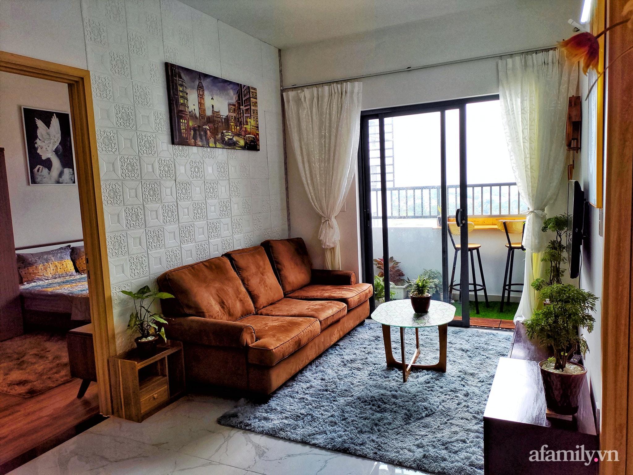 Căn hộ 70m² xanh tươi và ngập tràn ánh sáng với tổng chi phí đầu tư chỉ 46 triệu đồng của chàng trai độc thân ở Sài Gòn - Ảnh 14.