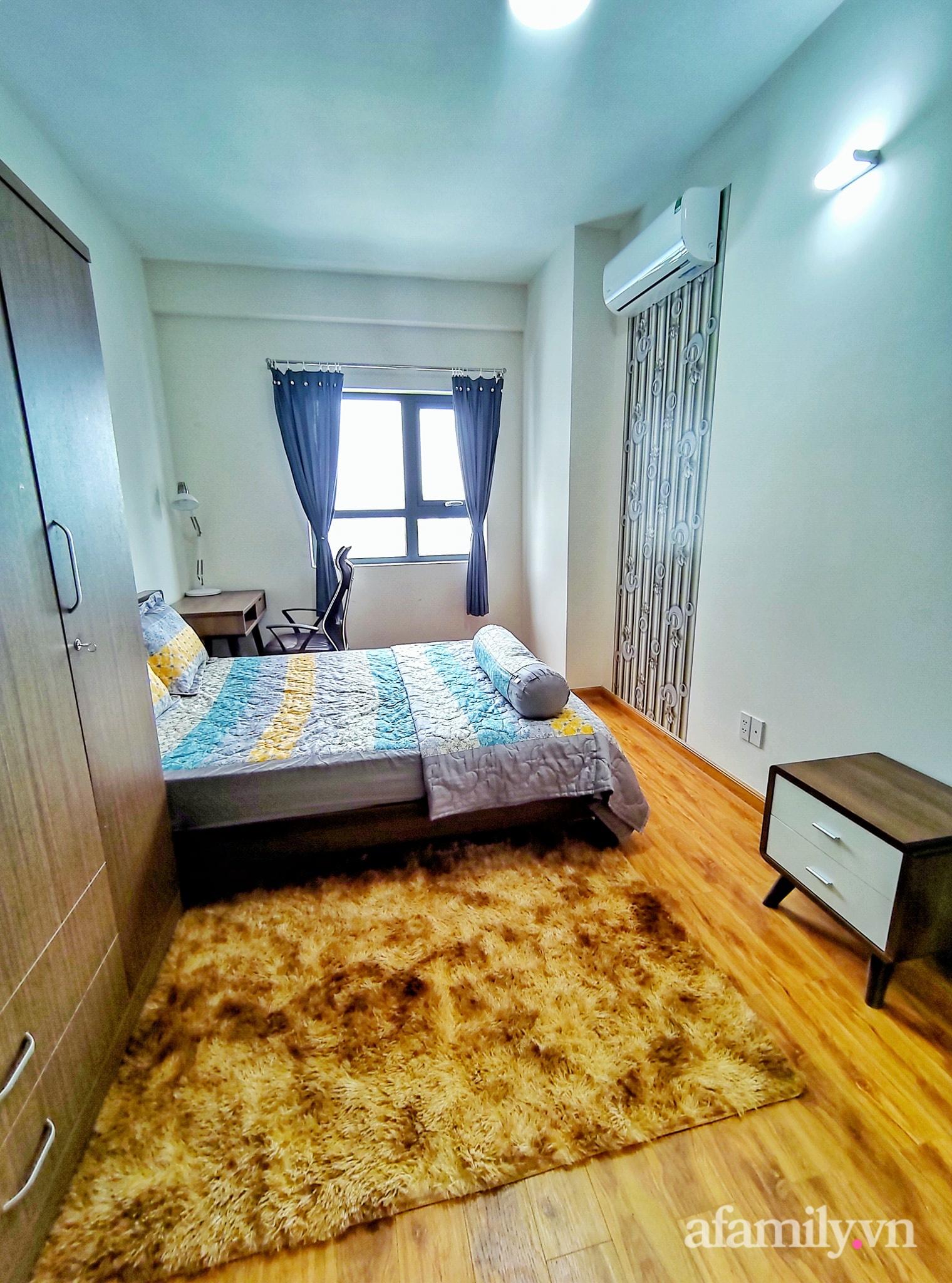 Căn hộ 70m² xanh tươi và ngập tràn ánh sáng với tổng chi phí đầu tư chỉ 46 triệu đồng của chàng trai độc thân ở Sài Gòn - Ảnh 6.