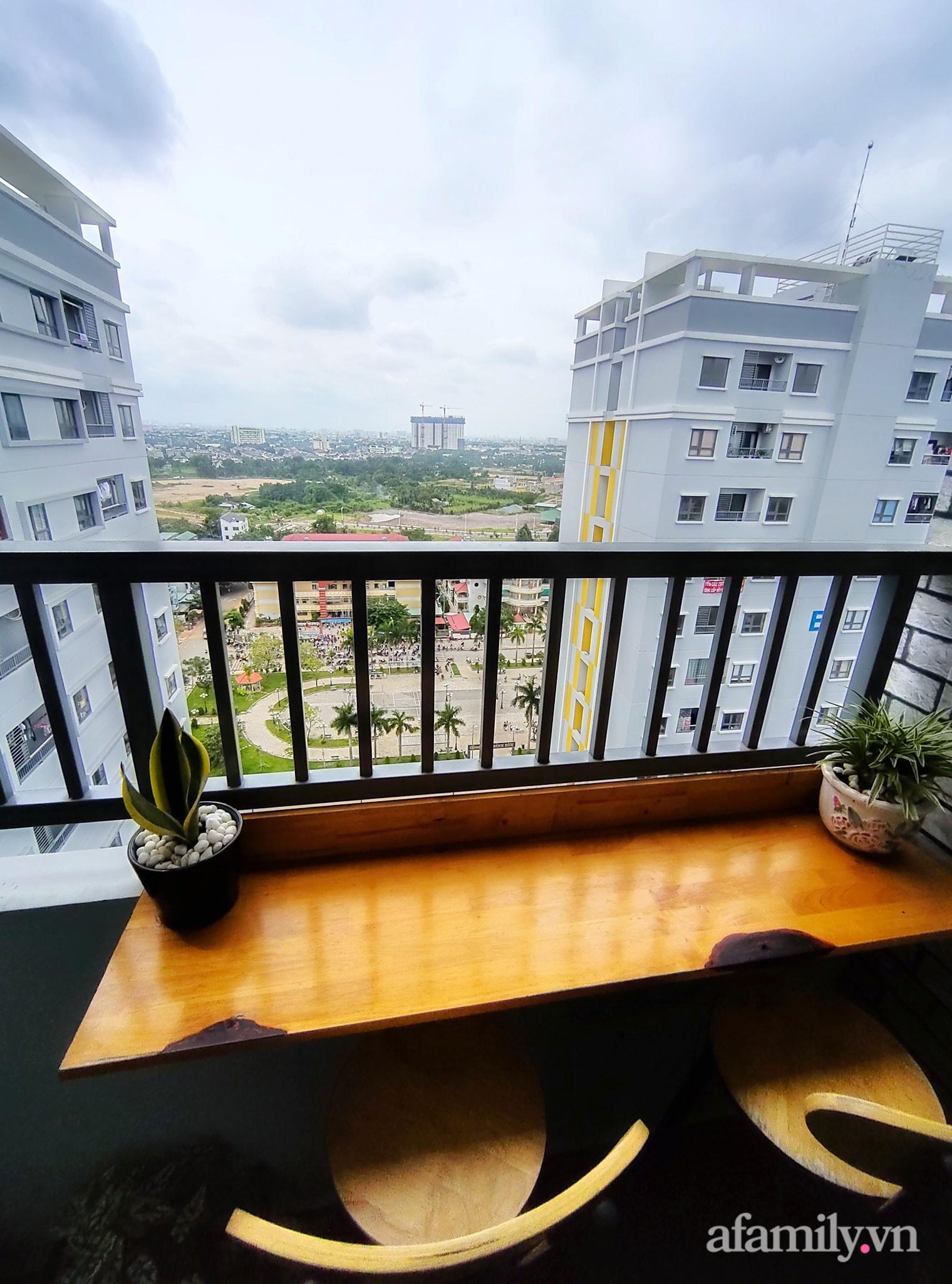 Căn hộ 70m² xanh tươi và ngập tràn ánh sáng với tổng chi phí đầu tư chỉ 46 triệu đồng của chàng trai độc thân ở Sài Gòn - Ảnh 4.