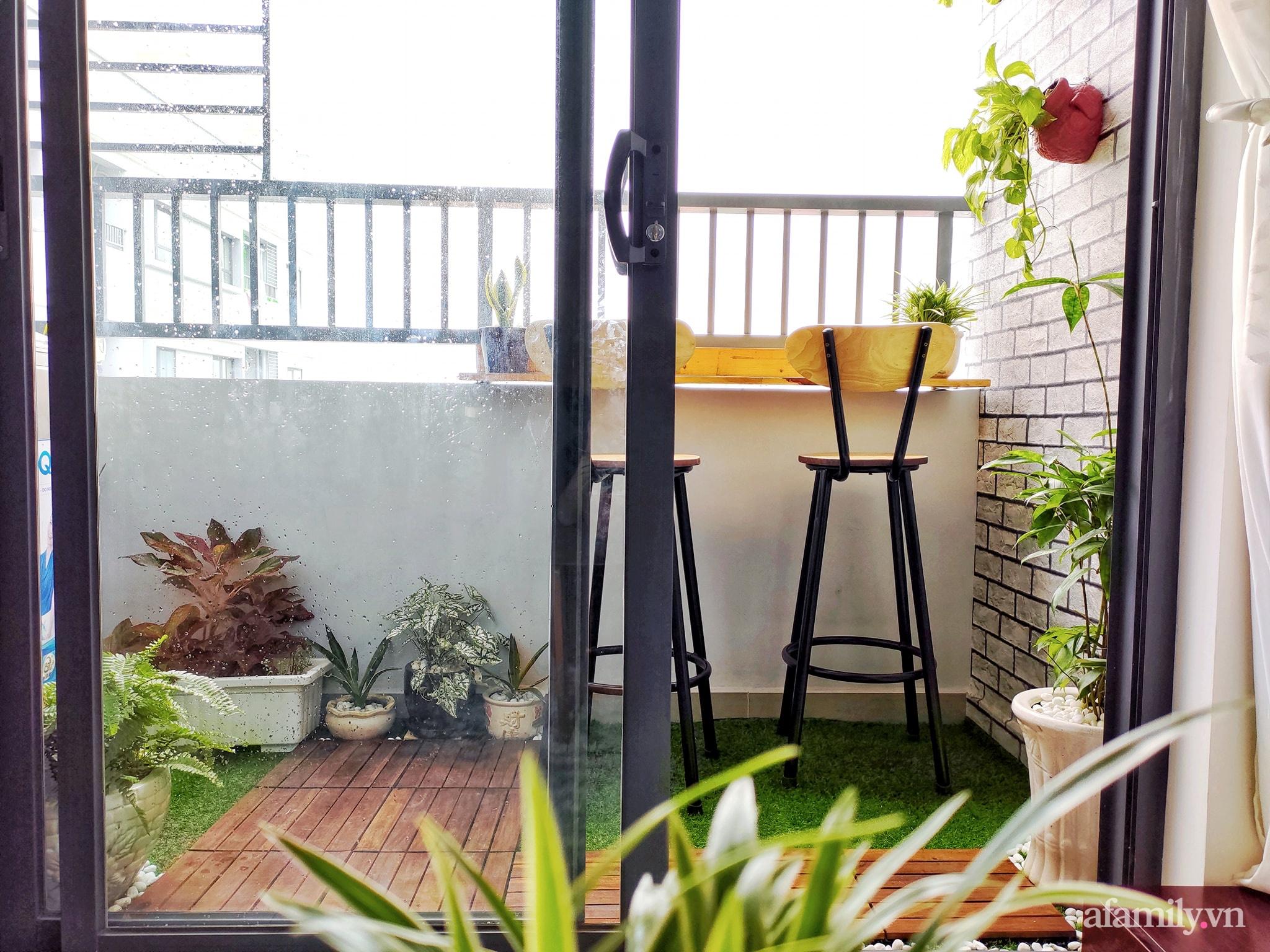 Căn hộ 70m² xanh tươi và ngập tràn ánh sáng với tổng chi phí đầu tư chỉ 46 triệu đồng của chàng trai độc thân ở Sài Gòn - Ảnh 8.
