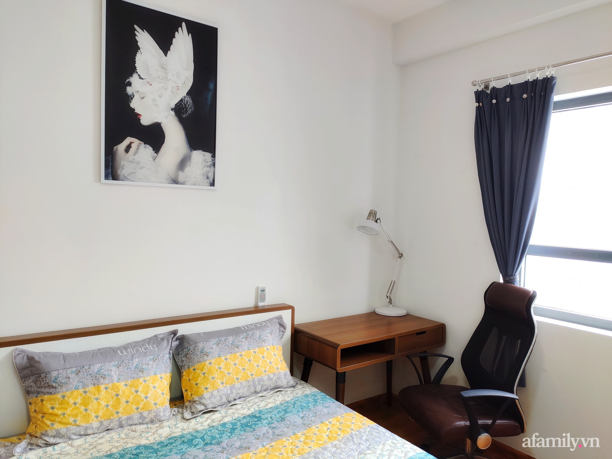 Căn hộ 70m² xanh tươi và ngập tràn ánh sáng với tổng chi phí đầu tư chỉ 46 triệu đồng của chàng trai độc thân ở Sài Gòn - Ảnh 10.