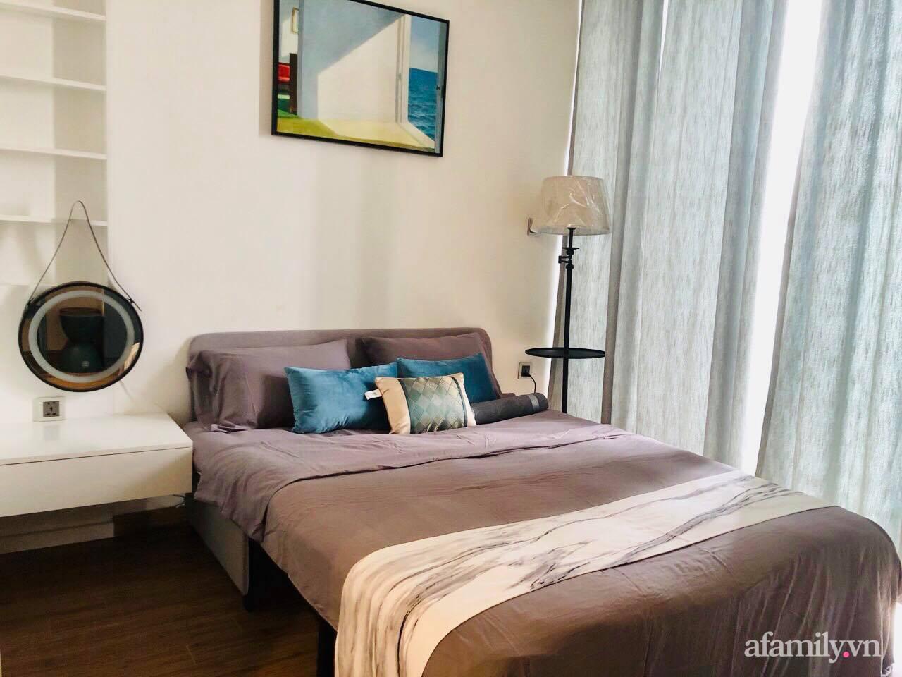 Căn hộ 28m² đẹp từng centimet với cách lựa chọn nội thất thông minh, hiện đại có chi phí hoàn thiện 100 triệu đồng ở Hà Nội - Ảnh 14.
