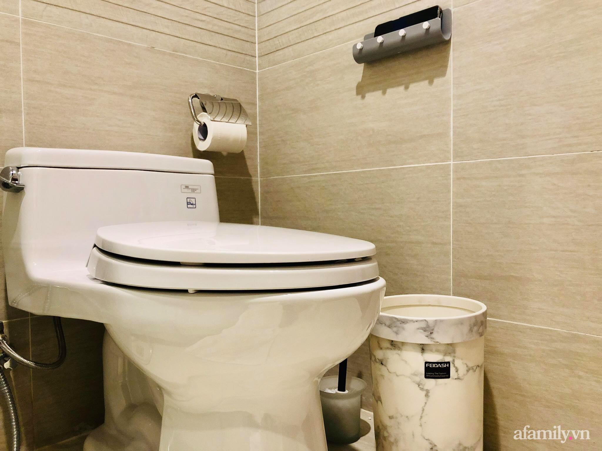 Căn hộ 28m² đẹp từng centimet với cách lựa chọn nội thất thông minh, hiện đại có chi phí hoàn thiện 100 triệu đồng ở Hà Nội - Ảnh 18.