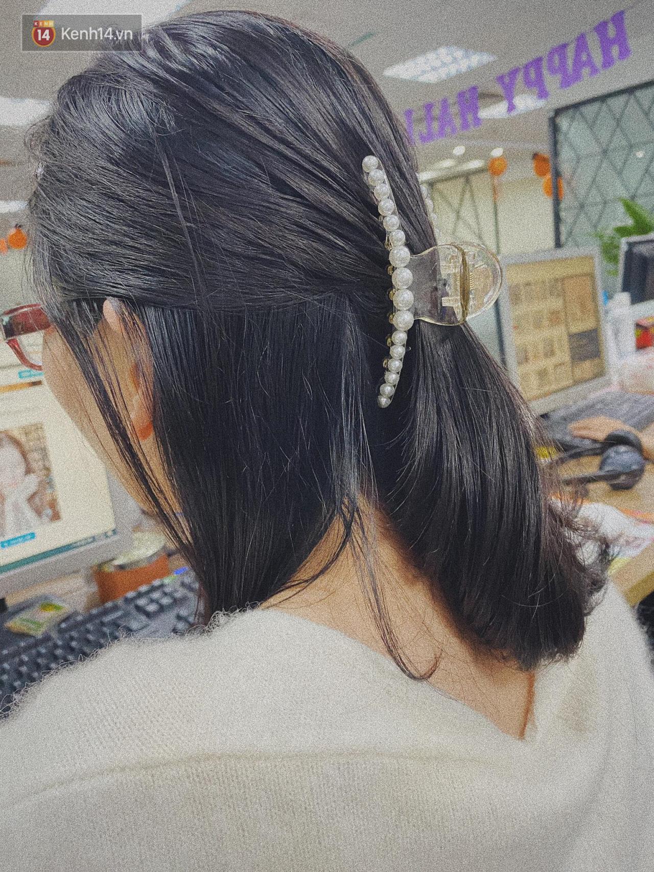 Chỉ bỏ 55k mình đã mua được combo cặp tóc cực Hàn xẻng - Ảnh 2.