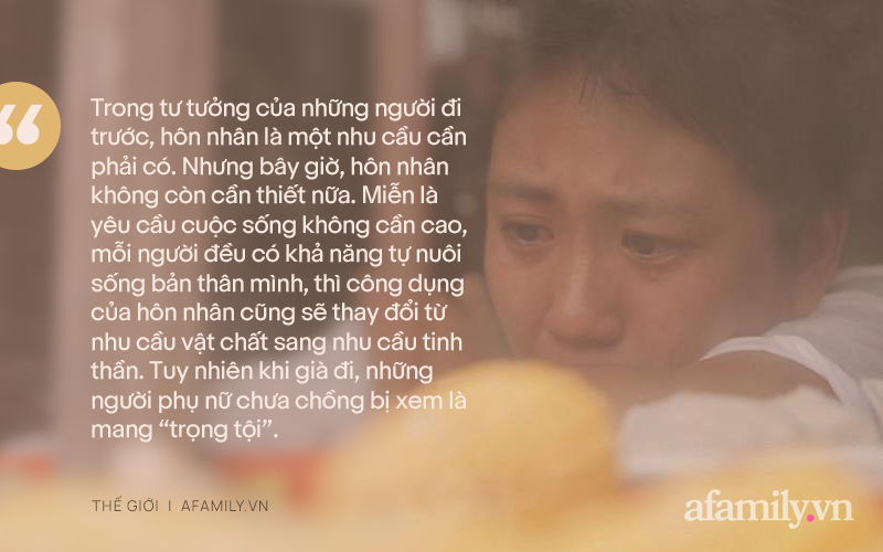 """Những """"bà cô"""" Trung Quốc chưa chồng chịu đựng sự cay nghiệt của cuộc đời chưa đủ, còn bị rơi xuống đáy xã hội chỉ vì một chữ """"ế"""" - Ảnh 2."""