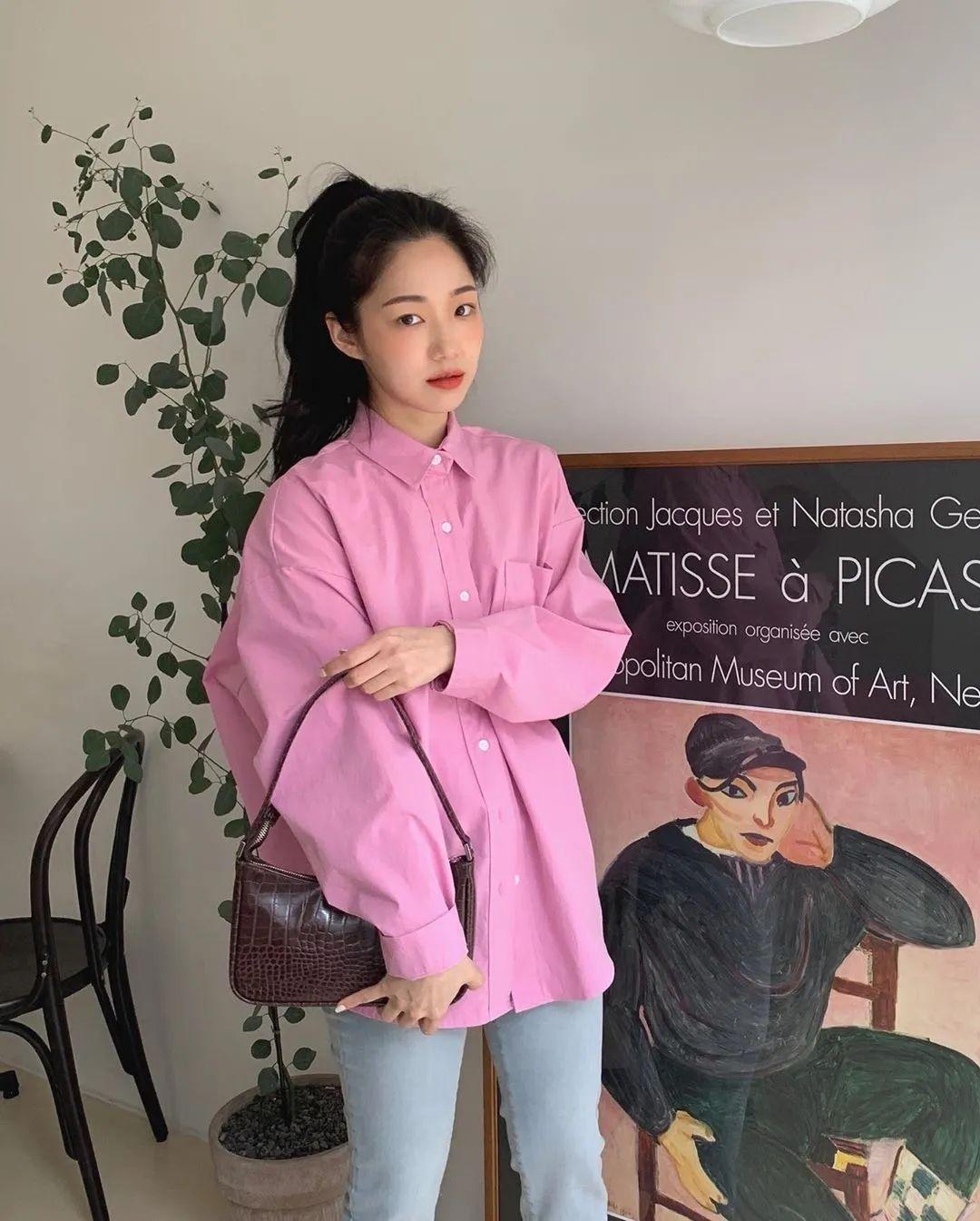 12 set đồ đáng chú ý từ hội gái Hàn mà nàng công sở có thể áp dụng đến ở làm - Ảnh 4.