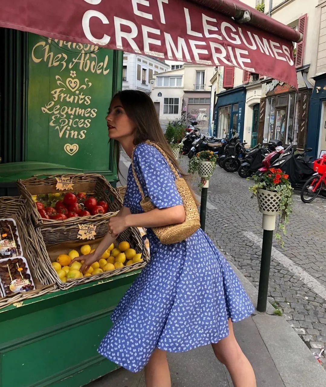 """4 kiểu váy mà phụ nữ Pháp yêu thích nhất, diện lên vừa """"thơ"""" lại vừa sang - Ảnh 1."""