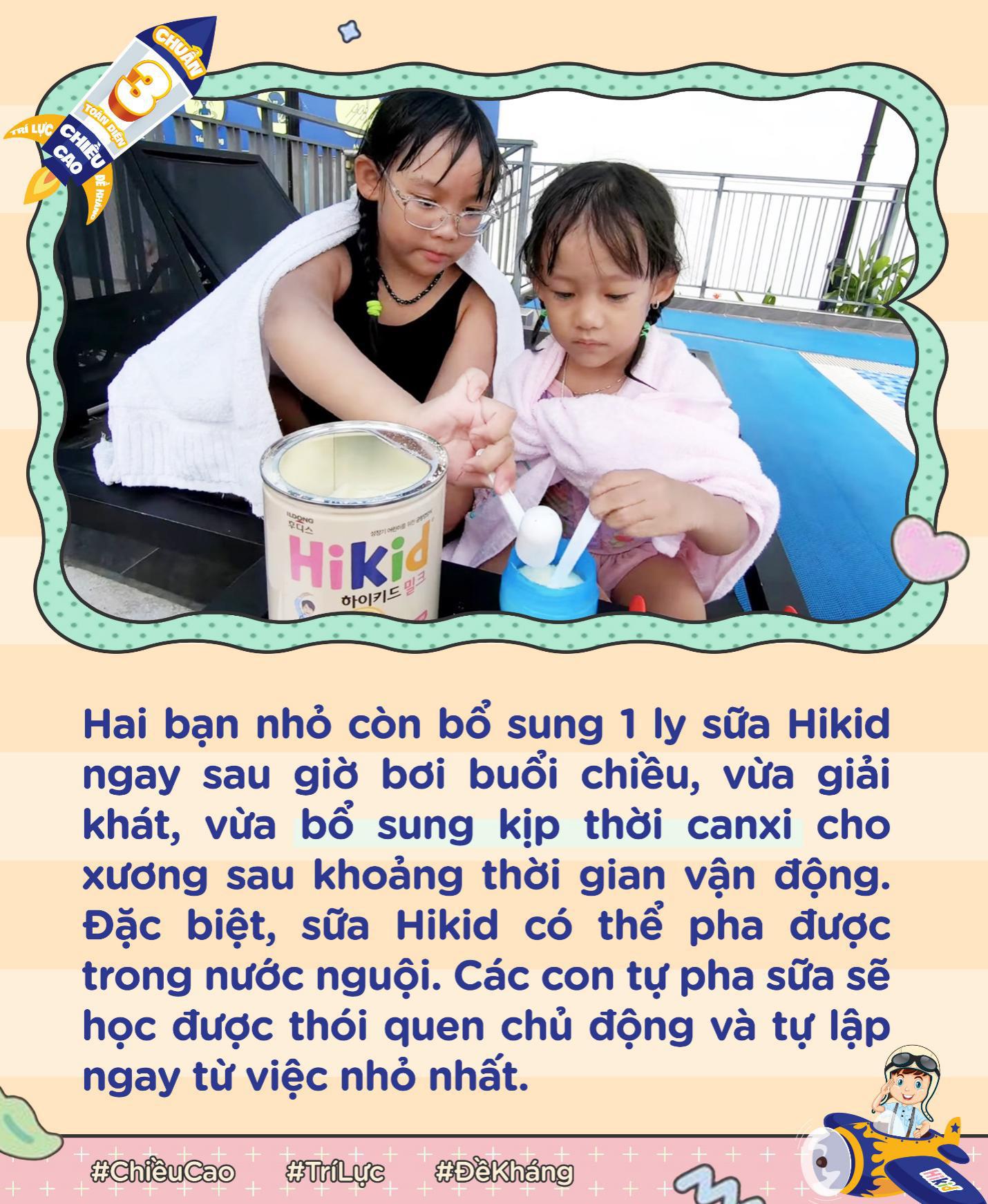 Con cao vượt chuẩn hẳn 10cm, hot mom Rita Trần bật mí cách nuôi con vượt trội - Ảnh 4.
