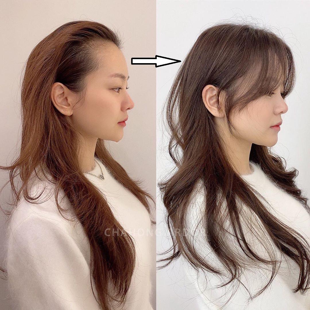 Tưởng nhan sắc hoàn hảo, nào ngờ Đường Yên vẫn lộ nhược điểm nhìn qua cũng nhận ra: Chị em trán dô, tóc mỏng dính nên rút kinh nghiệm ngay còn kịp - Ảnh 6.