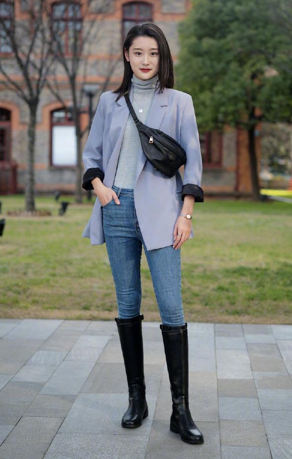 """Mix & Phối - Chinh phục kiểu boots da sang chảnh nhất mùa lạnh bằng 5 tips đơn giản: Cách diện đẹp không còn """"khoai"""" như bạn tưởng - chanvaydep.net 5"""