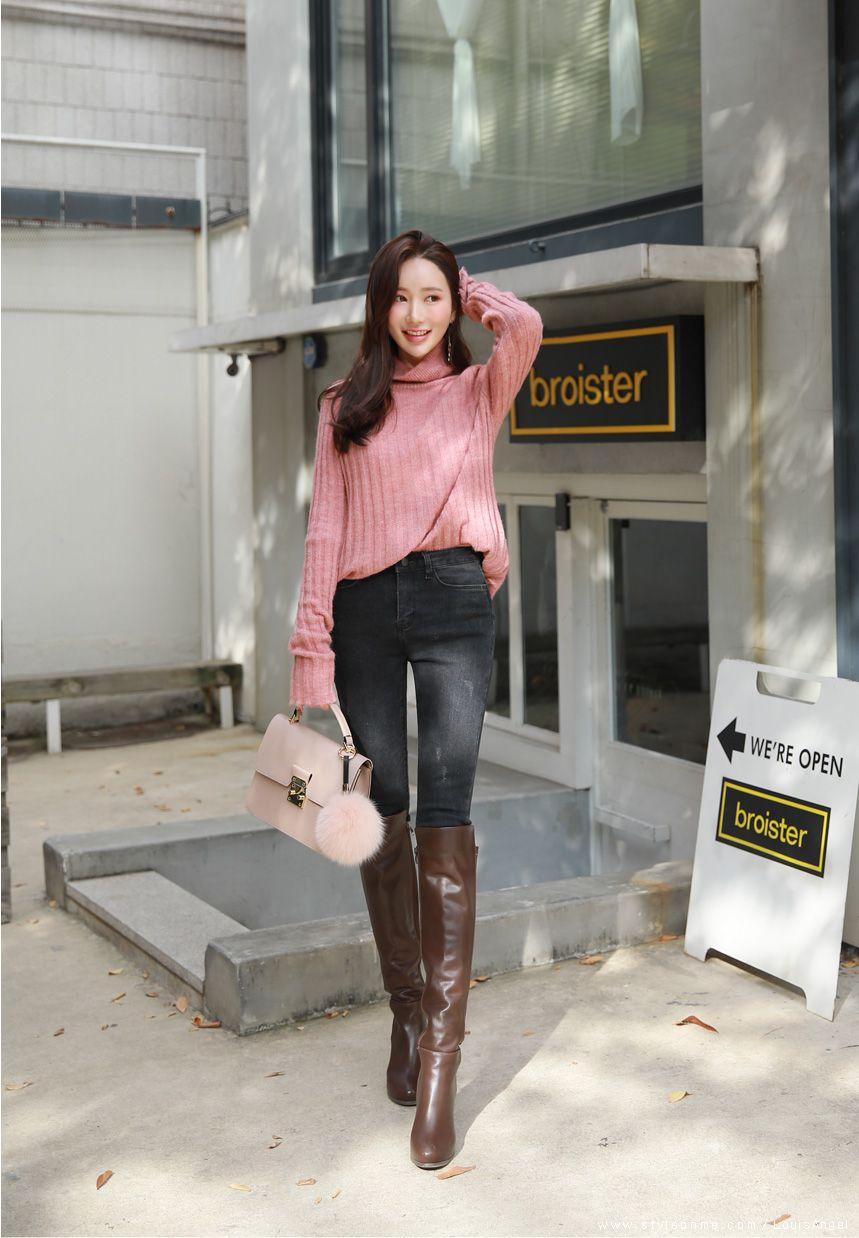 """Mix & Phối - Chinh phục kiểu boots da sang chảnh nhất mùa lạnh bằng 5 tips đơn giản: Cách diện đẹp không còn """"khoai"""" như bạn tưởng - chanvaydep.net 3"""