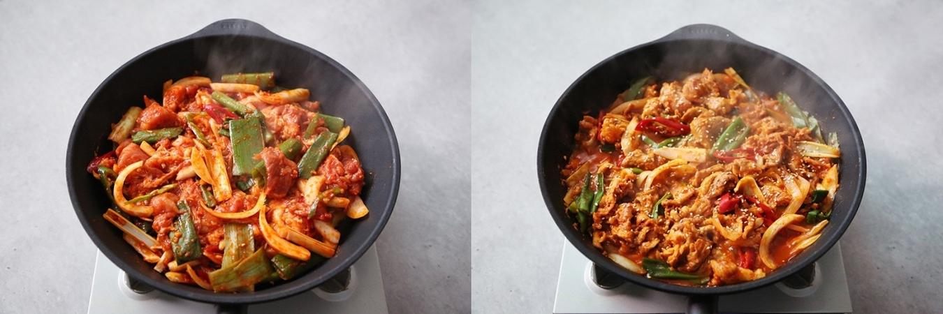 Người Hàn có món thịt xào ngon nức nở mà làm dễ vô cùng, không thử thì thật tiếc! - Ảnh 5.