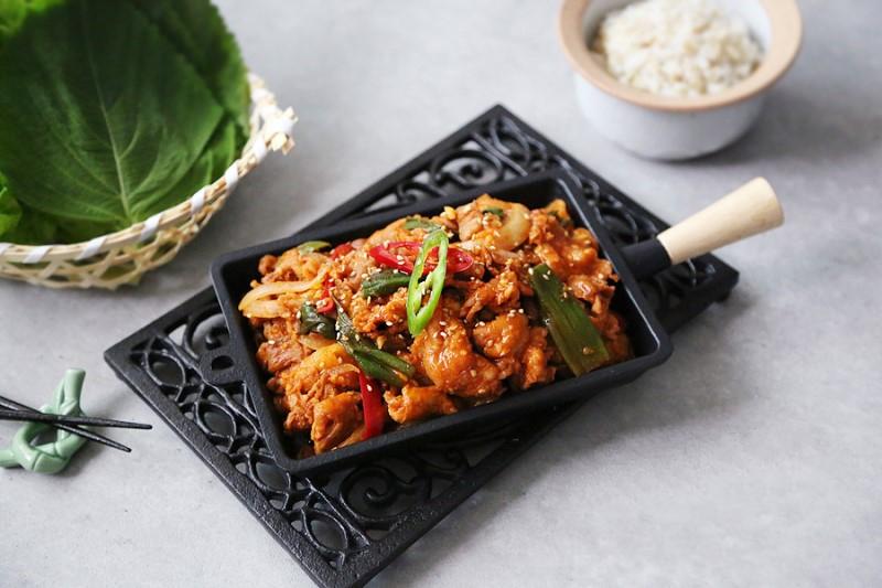 Người Hàn có món thịt xào ngon nức nở mà làm dễ vô cùng, không thử thì thật tiếc! - Ảnh 6.