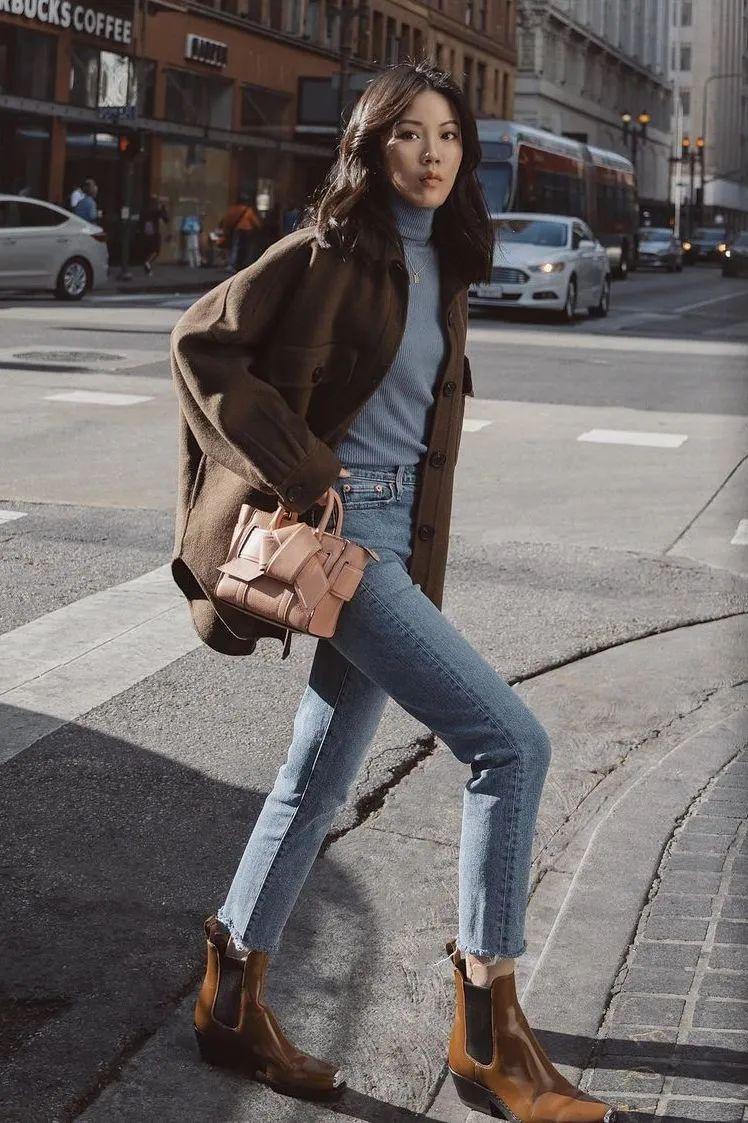 Cô nàng sành điệu nào cũng diện kiểu áo này vào mùa lạnh, bạn mà bỏ qua thì thật có lỗi với style của bản thân - Ảnh 6.