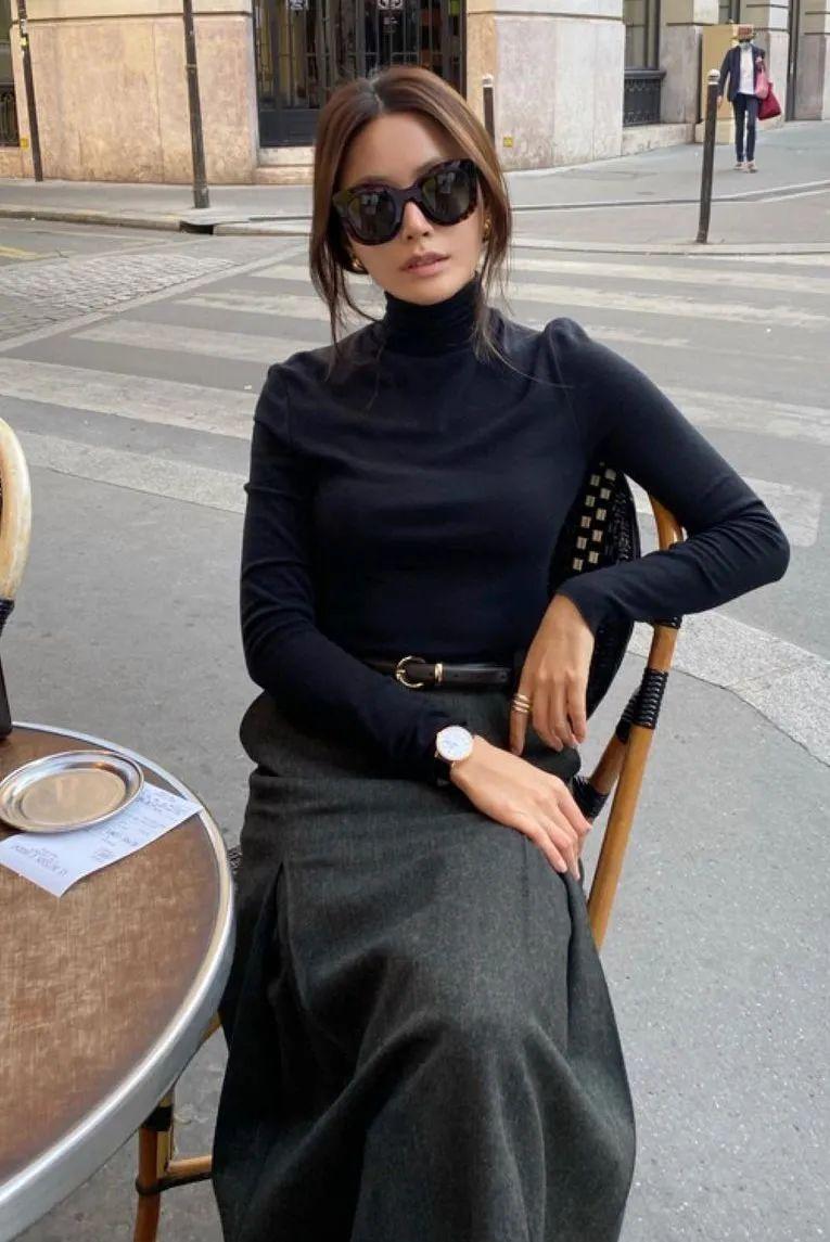 Cô nàng sành điệu nào cũng diện kiểu áo này vào mùa lạnh, bạn mà bỏ qua thì thật có lỗi với style của bản thân - Ảnh 4.