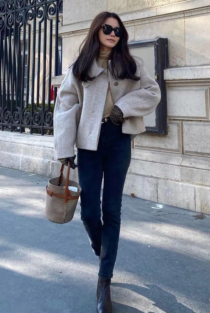Cô nàng sành điệu nào cũng diện kiểu áo này vào mùa lạnh, bạn mà bỏ qua thì thật có lỗi với style của bản thân - Ảnh 8.