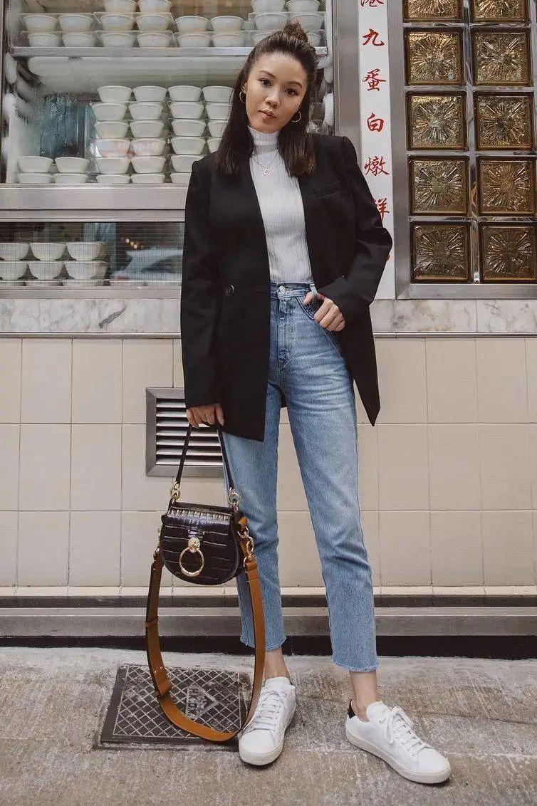 Cô nàng sành điệu nào cũng diện kiểu áo này vào mùa lạnh, bạn mà bỏ qua thì thật có lỗi với style của bản thân - Ảnh 9.