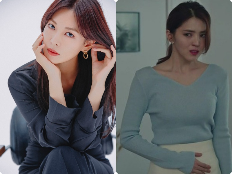"""""""Ác nữ"""" mới của điện ảnh Hàn: Nham hiểm nhưng sang chảnh sexy bậc nhất, xứng danh """"nữ hoàng tiểu tam"""", Han So Hee vẫn chưa là gì - Ảnh 6."""