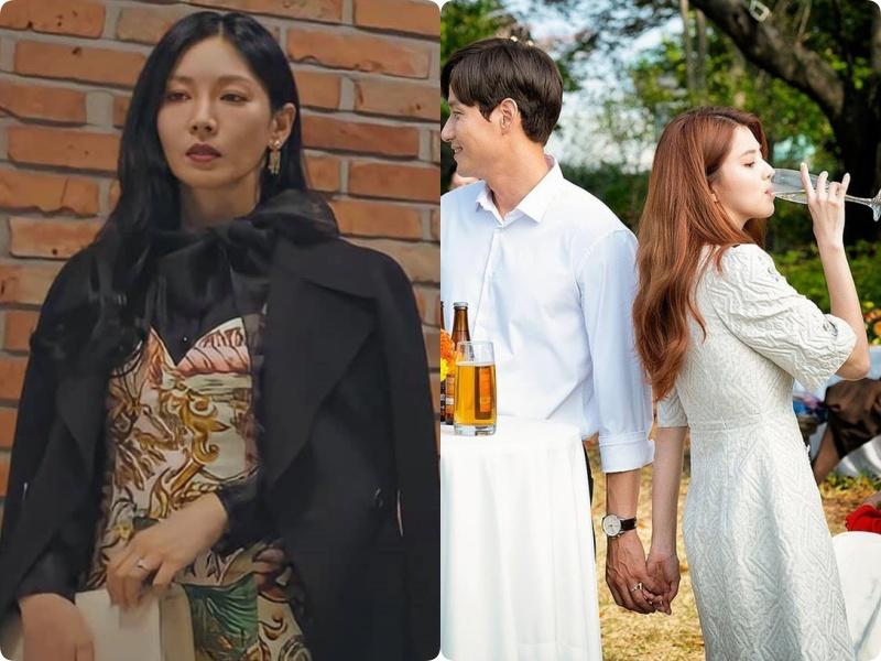 """""""Ác nữ"""" mới của điện ảnh Hàn: Nham hiểm nhưng sang chảnh sexy bậc nhất, xứng danh """"nữ hoàng tiểu tam"""", Han So Hee vẫn chưa là gì - Ảnh 9."""