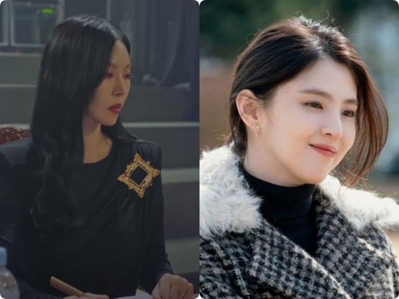 """""""Ác nữ"""" mới của điện ảnh Hàn: Nham hiểm nhưng sang chảnh sexy bậc nhất, xứng danh """"nữ hoàng tiểu tam"""", Han So Hee vẫn chưa là gì - Ảnh 7."""