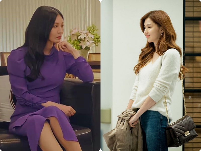 """""""Ác nữ"""" mới của điện ảnh Hàn: Nham hiểm nhưng sang chảnh sexy bậc nhất, xứng danh """"nữ hoàng tiểu tam"""", Han So Hee vẫn chưa là gì - Ảnh 8."""