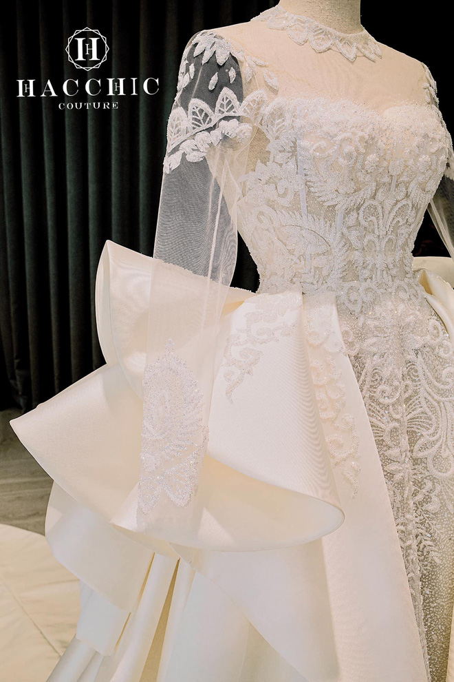 Mix & Phối - Dự đoán váy cưới cô dâu Viên Minh - vợ Công Phượng sẽ mặc tại Phú Quốc: Vẫn tối giản, trang nhã hay cầu kì, quyến rũ? - chanvaydep.net 8